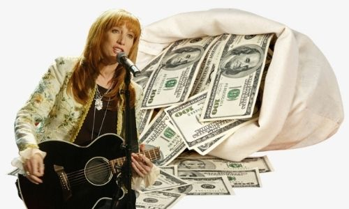What is Patti Scialfa's Net Worth in 2021 and how does she make her money?