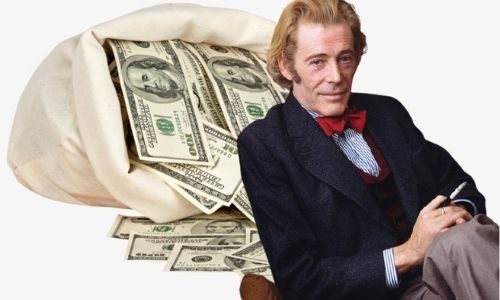 What is Peter O'Toole's Net Worth in 2021 and how does he make his money?