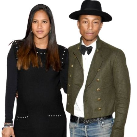 Pharrell Williams and Helen Lasichanh have been married for 7 years since 2013.