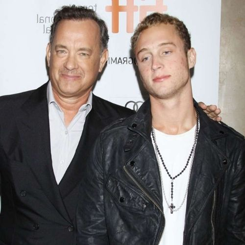 Tom Hanks Son Chet Hanks- Bio, Age, Net Worth