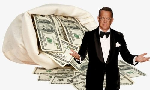 What is Tom Hanks Net Worth in 2021 and how does he make his money?