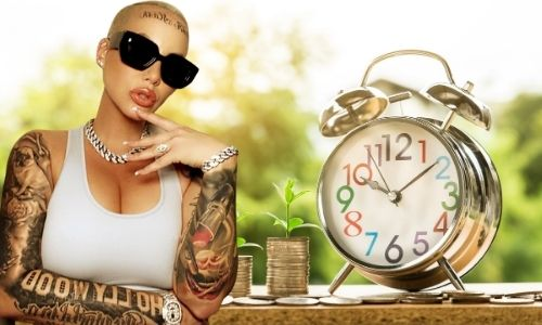 What is Amber Rose's Net Worth in 2021 and how does she make her money?