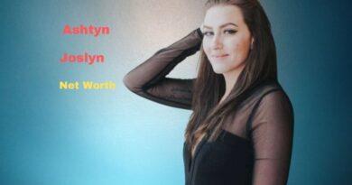 Ashtyn Joslyn's Bio, Height, Net worth 2021, Boyfriend, Kids
