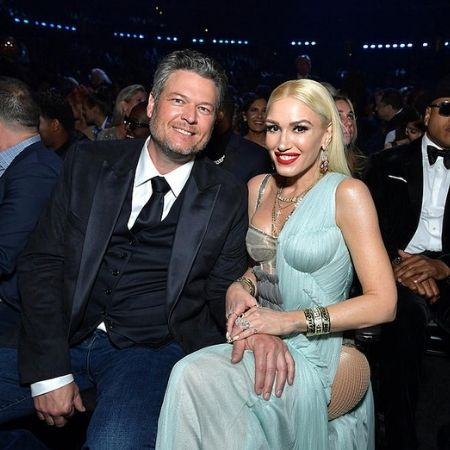 Blake Shelton and Gwen Stefani are Engaged on October 2020.