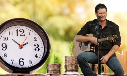 What is Blake Shelton's Net Worth in 2021 and how does he make his money?