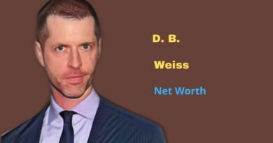 D.B. Weiss' Net Worth 2021: Age, Height, Wife, Movies, Birthday, Children, Earning & Revenue