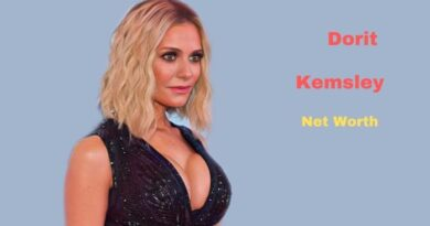 Dorit Kemsley's Net Worth in 2021 - How did Fashion designer Dorit Kemsley Maintains her Worth?
