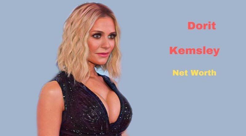 Dorit Kemsley's Net Worth in 2021 - How did Fashion designer Dorit Kemsley Maintains her Worth?