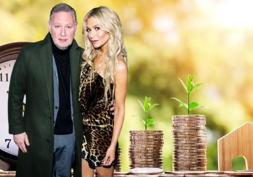 Dorit Kemsley and her husband's jointly net worth is $50 million