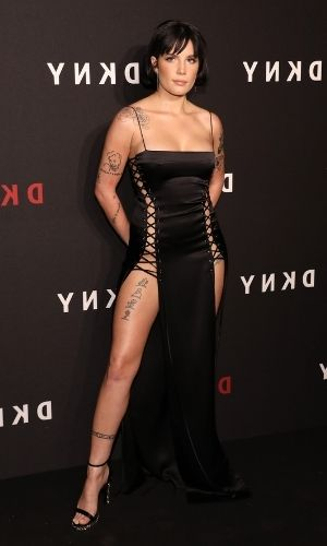 Halsey In Bikini