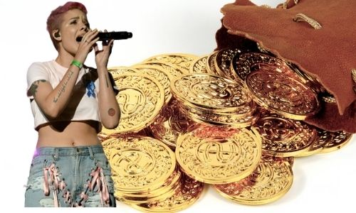 What is Halsey's Net Worth in 2021 and how does she make her money?