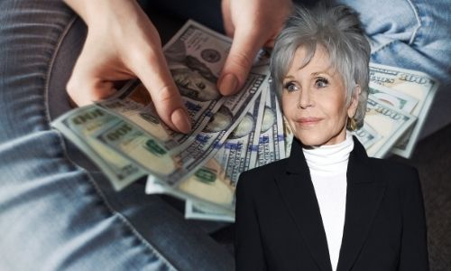 What is Jane Fonda's Net Worth in 2021 and how does she make her money?