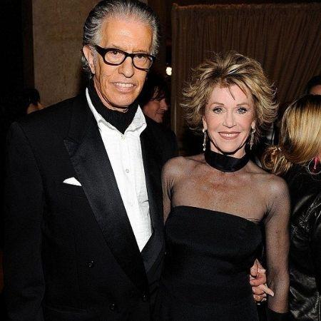 Who is Jane Fonda's partner?