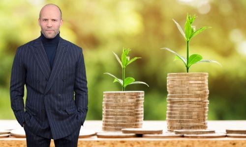 How Jason Statham achieved a net worth of $90 million?