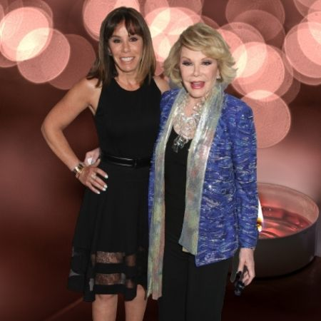 Joan Rivers' only Daughter Melissa Rivers