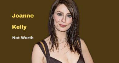 Joanne Kelly's Net Worth in 2021 - Age, Height, Dating, Boyfriend, Instagram, Body Stats