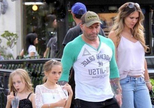 Joe Rogan has been married to Jessica Ditzel since from 2009.