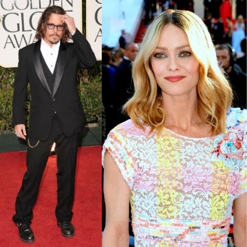 Who is Johnny Depp's partner? Know all about of Vanessa Paradis