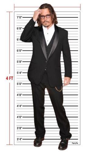 Johnny Depp's Height: Wife, Age, Net Worth 2021, Kids, Girlfriends