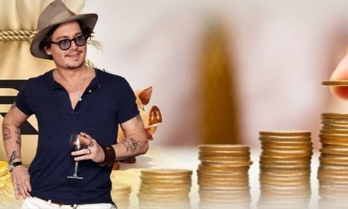 What is Johnny Depp's Net Worth in 2021 and how does he make his money?
