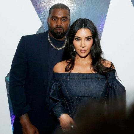 Who is Kanye West's wife?