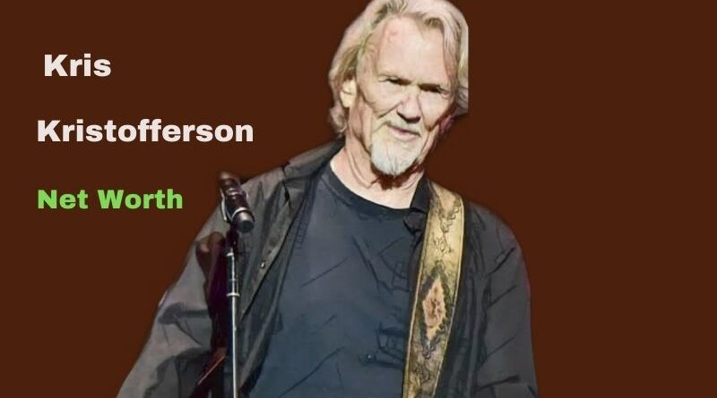 Kris Kristofferson's Net Worth in 2021 - How did Singer Kris Kristofferson Maintains his Worth?