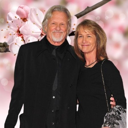 Kris Kristofferson has been married to Lisa Meyers since 1983.
