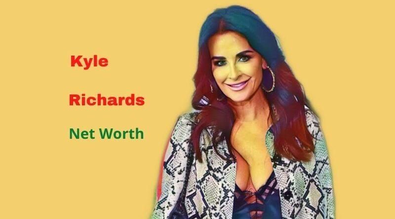 Kyle Richards' Net Worth in 2021 - House, Age, Height, Husband, Children, Twitter, Instagram