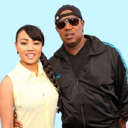 Master P's married to Sonya miller in 1989