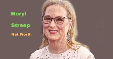 Meryl Streep's Net Worth in 2021 - How did Actress Meryl Streep earn her net Worth?