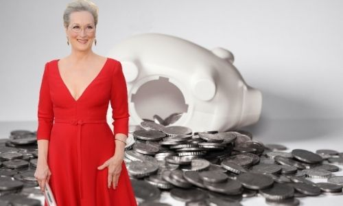 What is Meryl Streep's Net Worth in 2021 and how does she make her money?