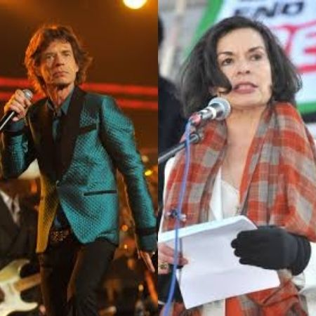 Who is Mick Jagger married to?