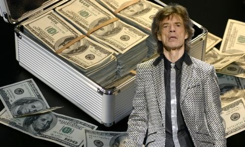 What is Mick Jagger's Net Worth in 2021 and how does he make his money?