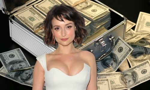 What is Milana Vayntrub's Net Worth in 2021 and how does she make her money?