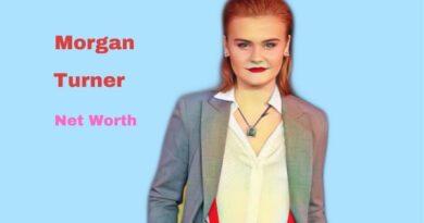 Morgan Turner's Net Worth 2021: Biography, Age, Height, Movies, Wiki, Birthday
