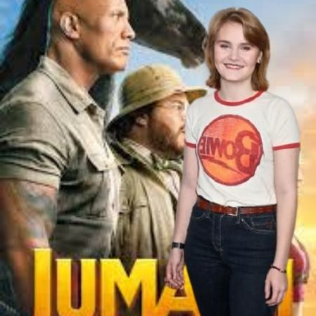 Morgan Turner Jumanji