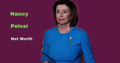 Nancy Pelosi's Net Worth in 2021 - How did American politician Nancy Pelosi earn her net Worth?