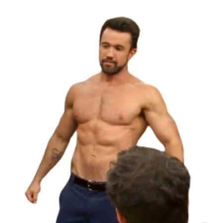 Rob Mcelhenney Workout