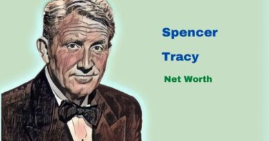 Spencer Tracy 's Net Worth: Bio, Wife, Kids, Movies, Death