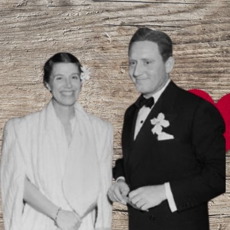 Spencer Tracy Wife & Kids
