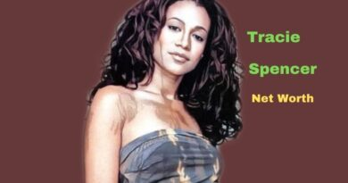 Tracie Spencer's Net Worth in 2021 - How did singer Tracie Spencer earn her Net Worth?