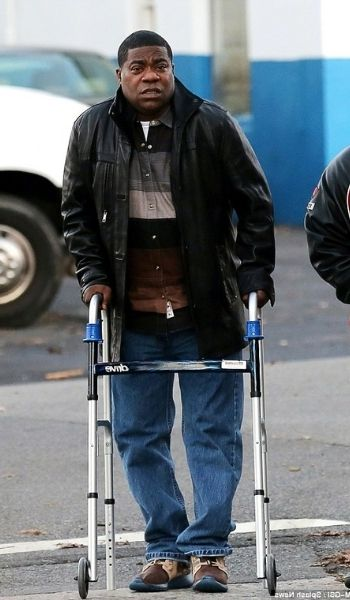What happened to Tracy Morgan in the accident?
