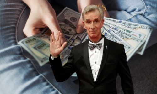 What is Bill Nye's Net Worth in 2021 and how does he make his money?