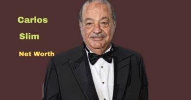 Carlos Slim's Net Worth in 2021 - How did investor Carlos Slim Maintains his Worth?