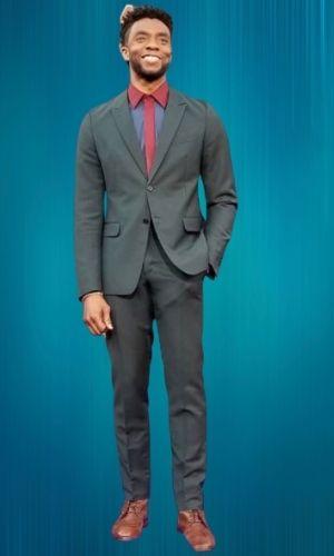 Chadwick Boseman's Height: Age, Net Worth 2021, Body Stats, Instagram