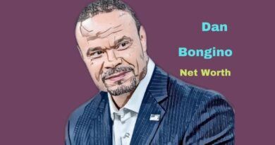 Dan Bongino's Net Worth in 2021 - How did political commentator Dan Bongino earn his Worth?