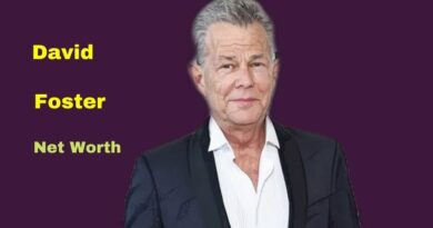 David Foster's Net Worth in 2021 - How did musician David Foster Maintains his Worth?