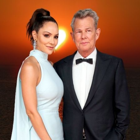 who is David Foster married to?