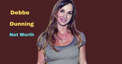 Debbe Dunning's Net Worth in 2021: Biography, Age, Height, Husband, Kids