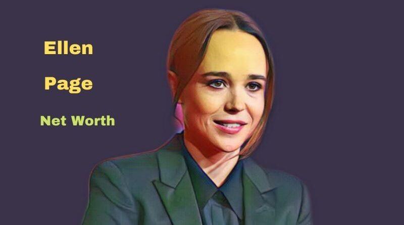 Ellen Grace Philpotts-Page: Biography, Age, Net Worth, Spouse